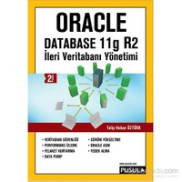 İleri Veritabanı Yönetimi-Oracle Database11 g R2