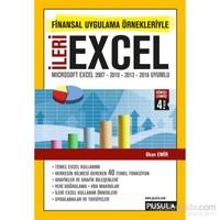 Finansal Uygulama Örnekleriyle İleri Excel - (Microsoft Exce - Okan Emir