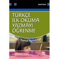 Türkçe İlkokuma Yazma Öğretimi