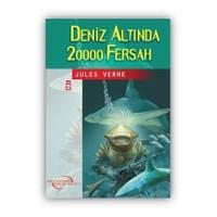 Deniz Altında 20.000 Fersah - Jules Verne