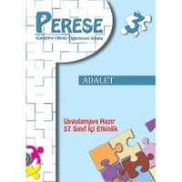 Perese - Karakter Okulu Öğretmen Kitabı Adalet 3