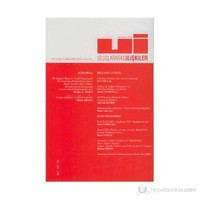 Uluslararası İlişkiler Dergisi Sayı: 5
