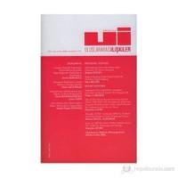 Uluslararası İlişkiler Dergisi Sayı: 4