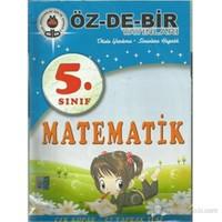 Özdebir 5.Sınıf Matematik Çek Kopar 32 Yaprak Test
