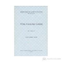 Türk İnkılabı Tarihi Cilt: 2 Kısım: 1
