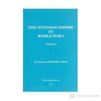 The Ottoman Empire İn World War 1 Volume 2-Stanford J. Shaw