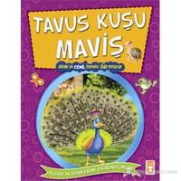 Tavus Kuşu Maviş Allah'In Cemil İsmini Öğreniyor (5 Yaş)-Nur Kutlu