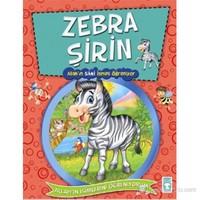 Zebra Şirin (Allah'In Sani İsmini Öğreniyor)-Nur Kutlu