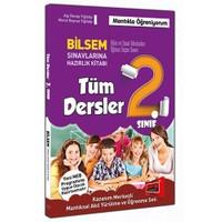 Yargı Yayınları 2. Sınıf Tüm Dersler Bilsem Sınavlarına Hazırlık Kitabı