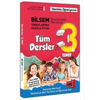 Yargı Yayınları 3. Sınıf Tüm Dersler Bilsem Sınavlarına Hazırlık Kitabı-Kolektif