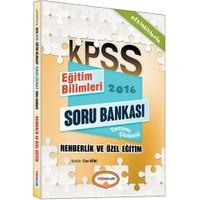 Yediiklim Kpss 2016 Eğitim Bilimleri Rehberlik Ve Özel Eğitim Soru Bankası-Kolektif