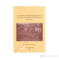 Mütareke Döneminde Ordunun Durumu Ve Yeniden Yapılanması-Zekeriya Türkmen