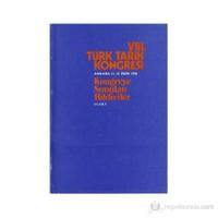 8. Türk Tarih Kongresi Cilt: 3-Kolektif