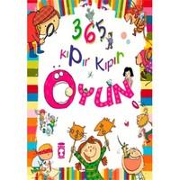 365 Kıpır Kıpır Oyun - Sophie de Mullenheim