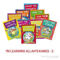 I'm Learning Allah's Names II