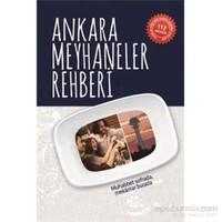 Ankara Meyhaneler Rehberi -Cep Boy