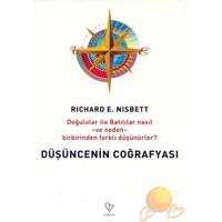 Düşüncenin Coğrafyası - Richard E. Nisbett