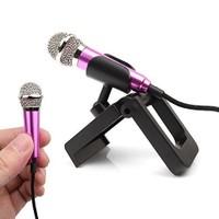 Ally Universal 3.3Mm Jack Profesyonel Mini Mikrofon