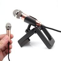 Universal 3.3Mm Jack Profesyonel Mini Mikrofon