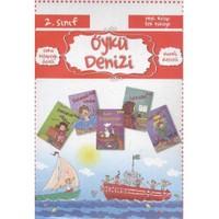 Öykü Denizi 10 Kitap 2. Sınıflar İçin-Kolektif