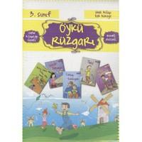 Öykü Rüzgarı 10 Kitap 3. Sınıflar İçin-Kolektif