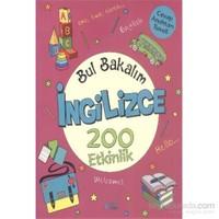 Bul Bakalım İngilizce 200 Etkinlik - Nurten Ertaş