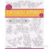 200 Farklı Motif Desen Kitabı - 2