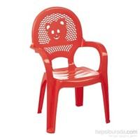 Siesta Panda Çocuk Sandalyesi Kırmızı