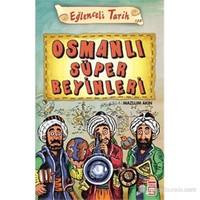 Osmanlı Süper Beyinleri - Mazlum Akın