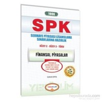Yediiklim Spk 1006 Finansal Piyasalar-İlknur Eryol