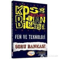 Yediiklim KPSS ÖAB Fen ve Teknoloji Soru Bankası