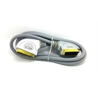 Herz Scart Kablo Gri Kalın 2 Metre