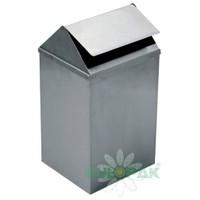 Rulopak Sallanır Kapak Çöp Kovası 6 Lt