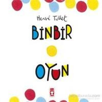 Binbir Oyun - Herve Tullet