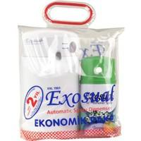 Exosual Otomatik Oda Kokulandırma Cihazı - Ekonomik Paket (EXL1969)
