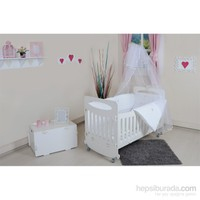 Agashi Classic Modüler Bebek Beşiği