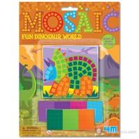 4M Mozaik Dinozor Dünyası