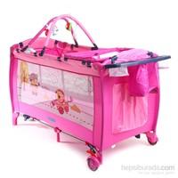 Babylife Bl995 70*120 Oyun Parkı Pembe