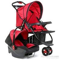 Baby Care Palermo Jogger Seyahat Sistem Bebek Arabası