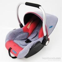 Babylife Bl321 0-13Kg Taşıma Oto Koltuğu Pembe Gri