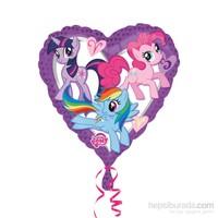 Kullanatmarket My Little Pony Kalp Folyo Balon 1 Adet