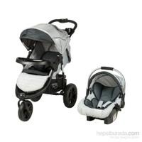 Sunny Baby Sb-338 Partner Travel Joger Puset / Gri