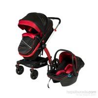 Prego Baby 2075 Viola Seyahat Sistem Bebek Arabası