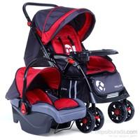 Baby Care Roma Seyahat Sistem Bebek Arabası