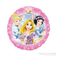 KullanAtMarket Prensesler Folyo Balon 43 Cm 1 Adet