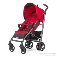 Chicco Lite Way2 Top BB Baston Bebek Arabası / Red