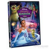 Princess And The Frog (Prenses Ve Kurbağa) (DVD)