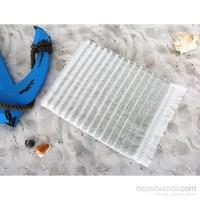 İrya Armony Püsküllü Coresoft Havlu Bej 90x150 cm