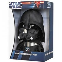 Star Wars Sesli Peluş Darth Vader 40Cm