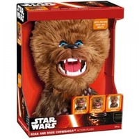 Star Wars Chewbacca 40Cm Sesli Hareketli Peluş